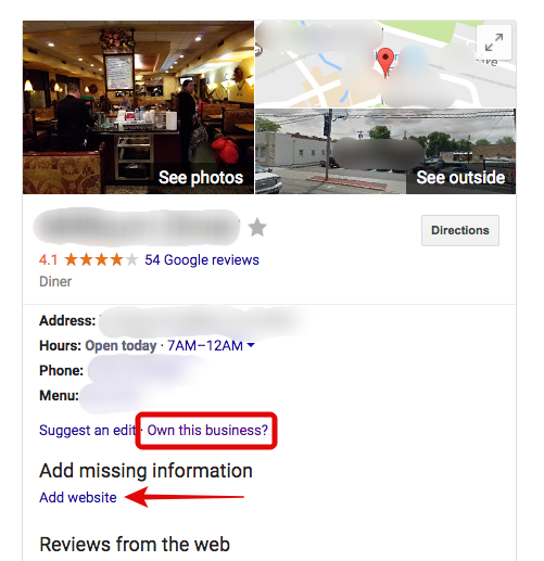 how to claim your google business listing for free!